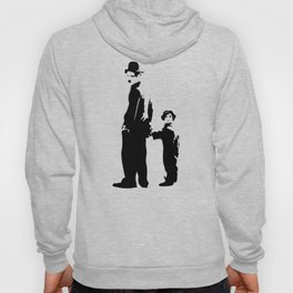 Charlie Chaplin - The Kid 1921 - Artwork for Wall Art, Posters, Prints, Tshirts, Bags, Men Women Kid Hoody