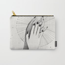 Your Touch Is Energy Carry-All Pouch