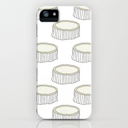 Goat Cheese iPhone Case