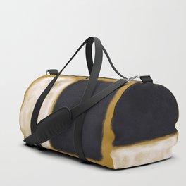 Rothko Inspired #10 Duffle Bag