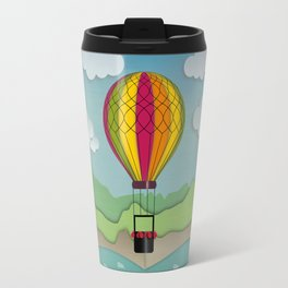 Balloon Aeronautics Sea & Sky Travel Mug