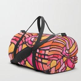 Sunset Soiree Medallion Duffle Bag