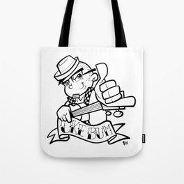Uke Bum Tote Bag