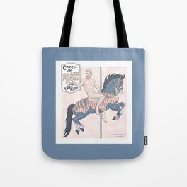 The Brass Ring 2 Tote Bag
