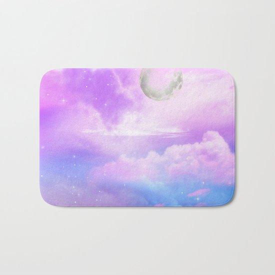 candy sky Bath Mat