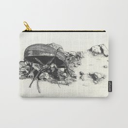 Philolithus actuosus Carry-All Pouch