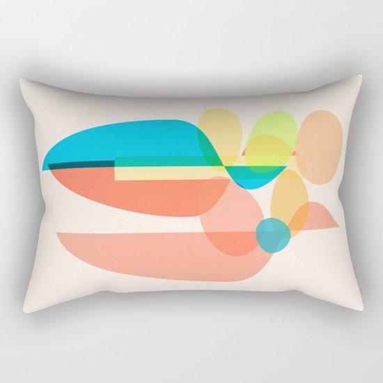Birdies Rectangular Pillow