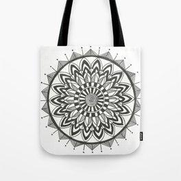 Zehra Mandala Tote Bag