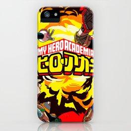 My Hero Academia iPhone Case