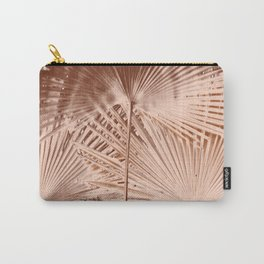 Arecales Palmae Copper Cocos Carry-All Pouch
