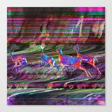 Safe Passage Canvas Print