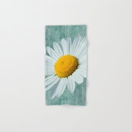 Daisy Head Hand & Bath Towel