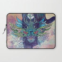 Spectral Cat Laptop Sleeve