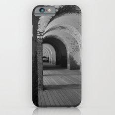 Fort Pulaski B&W iPhone 6 Slim Case