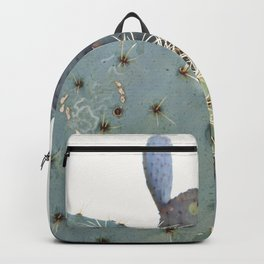 A Cactus Kind of Green Backpack