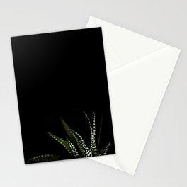 Haworthia Succulent plant cactus Stationery Cards