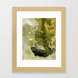 Swamp Thing Framed Art Print