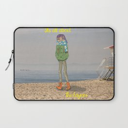 It's All About the Layers Laptop Sleeve