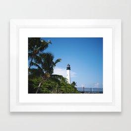 Lighthouse II Framed Art Print