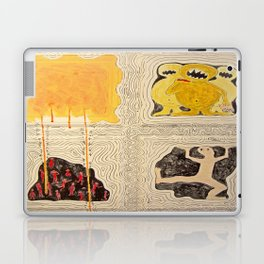 Gimme Your Lunch Money Laptop & iPad Skin