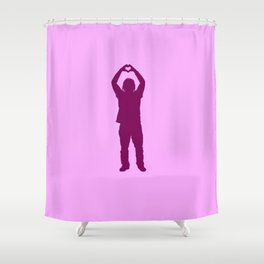 The Julz Effect Shower Curtain