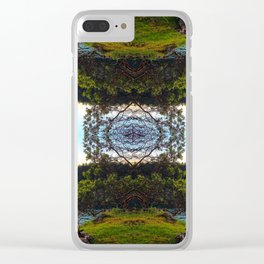 Madrona Clear iPhone Case