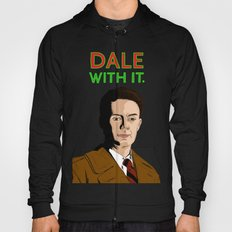 DALE WITH IT. Hoody