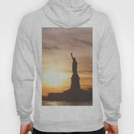 Lady at Sunset Hoody