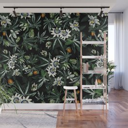 EXOTIC GARDEN - NIGHT XI Wall Mural