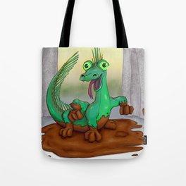 Monster of the Week: Basilisk Tote Bag