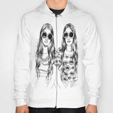 two'fashions girls Hoody