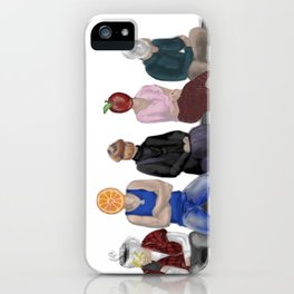The Breakfast Junkies  iPhone Case