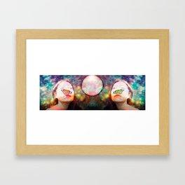 oracles Framed Art Print