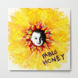 Pablo Honey Metal Print