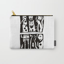 Lovely pets Carry-All Pouch