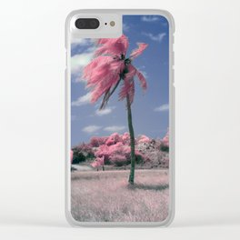 I am the Lorax - I speak for the trees Clear iPhone Case