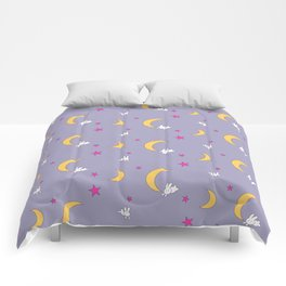 Usagi Tsukino Sheet Duvet - Sailor Moon Bunnies V2 Comforters