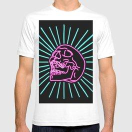 Pink Laughing Skull T-shirt