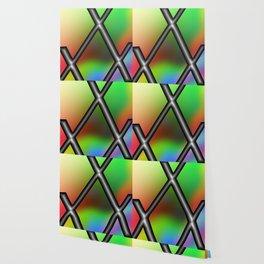 Closed illusions Wallpaper
