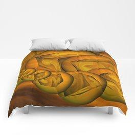 Cube Worm Comforters