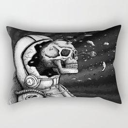 Among the Stars Rectangular Pillow