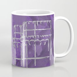 A la luna de Valencia - Purple Coffee Mug