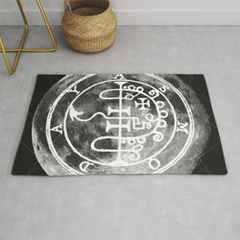 The Witches Moon Rug