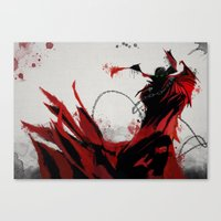 spawn Canvas Prints featuring Spawn by Scofield Designs