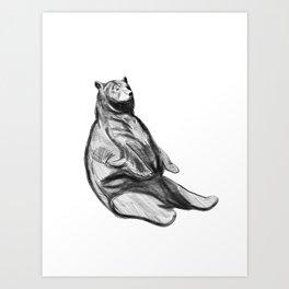 Bearings Art Print