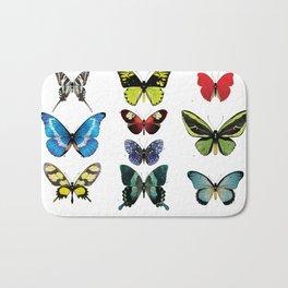 Une armée de papillons Bath Mat