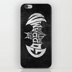 The GD BM iPhone Skin