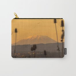 Sunset Mt. St Helens Portland Oregon, United States Carry-All Pouch