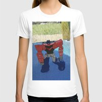 optimus prime T-shirts featuring Optimus by Tara Michele