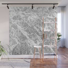 Call of the Mountains Wall Mural